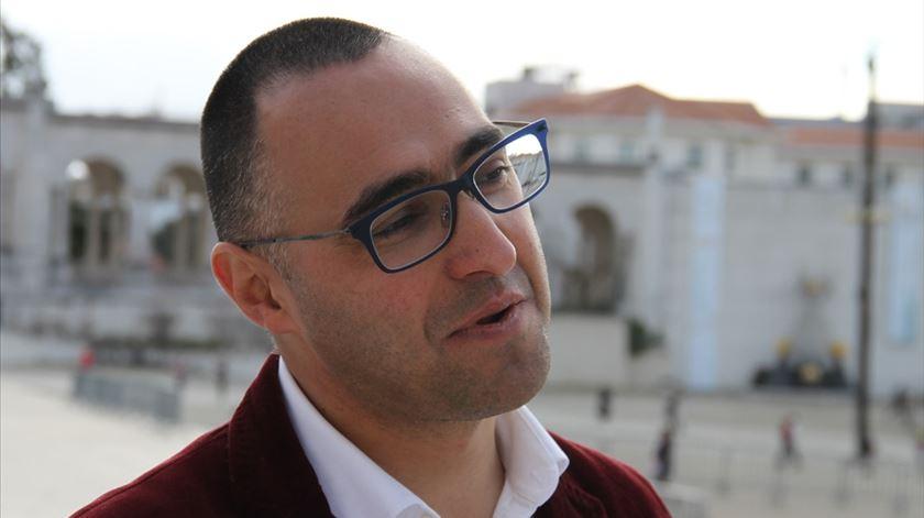 Marco Daniel Duarte, responsável pelo Departamento de Estudos do Santuário de Fátima. Foto: Ecclesia
