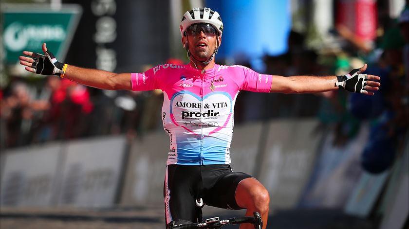 Volta a Portugal. Tizza vence quinta etapa e Veloso continua de amarelo