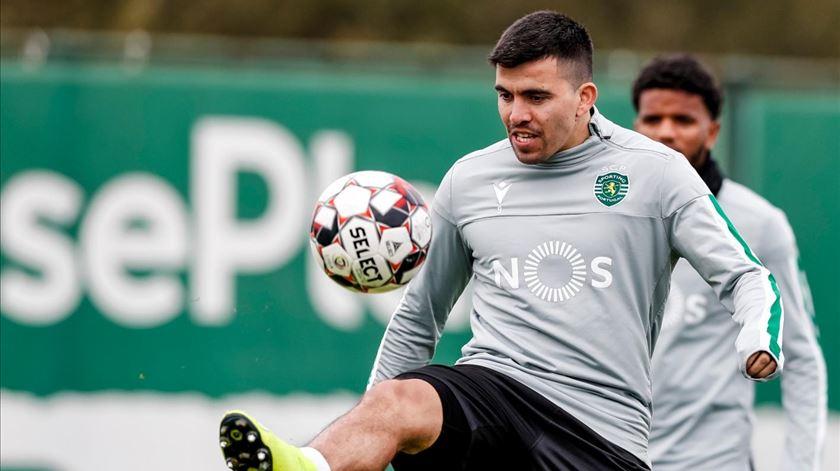 Acuña reforça preparação do Sporting para o Basaksehir