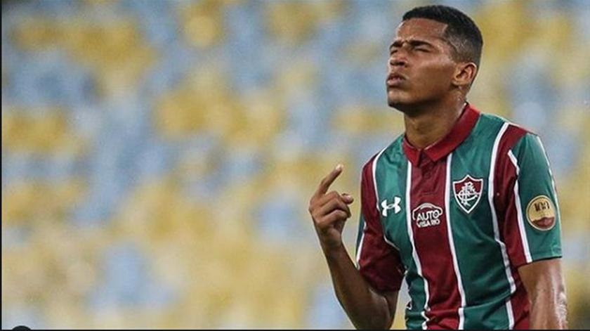 Marcos Paulo de saída do Fluminense