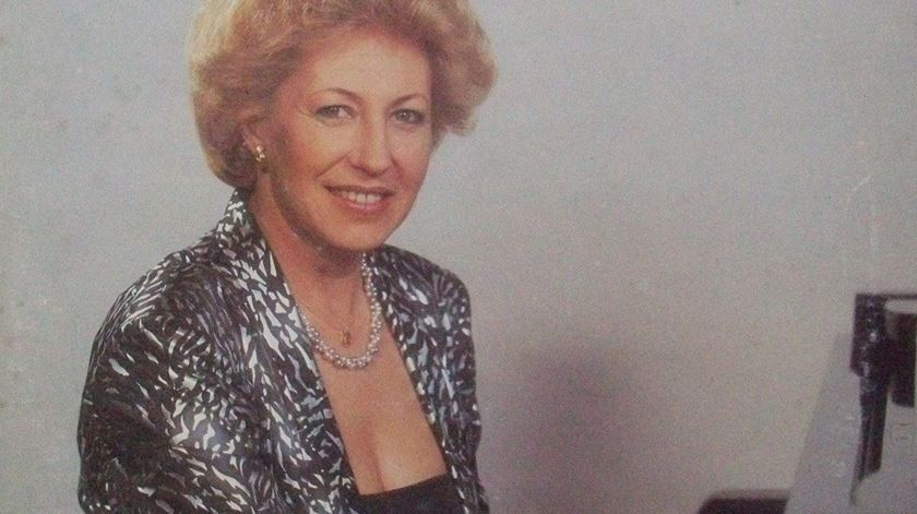 Maria Guinot. Foto: DR