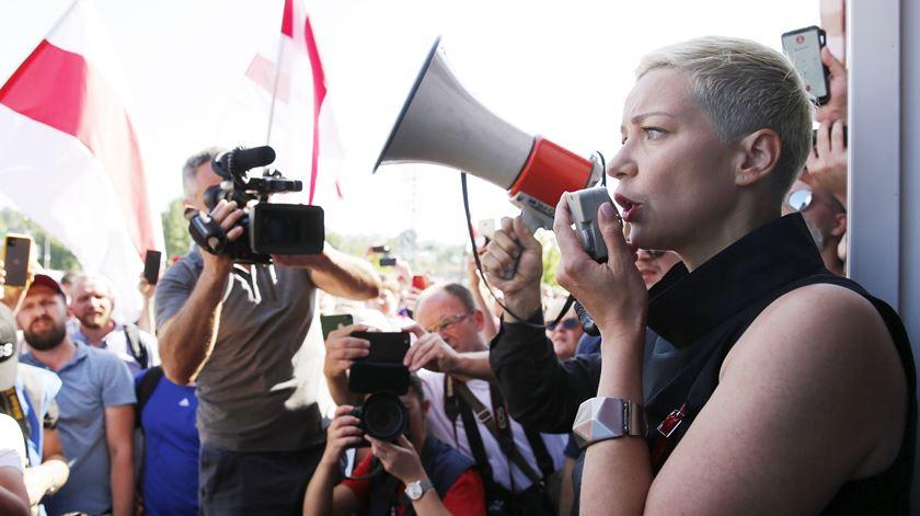 Foto: Tatyana Zenkovich/EPA