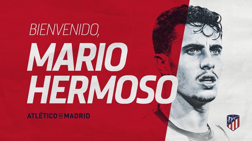 Mais um reforço. Atlético de Madrid contrata Hermoso