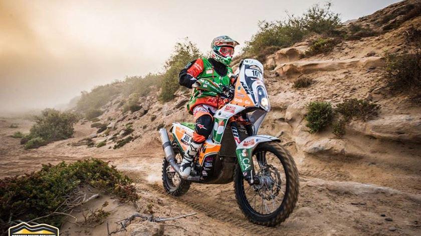 Mário Patrão vence Morocco Desert Challenge