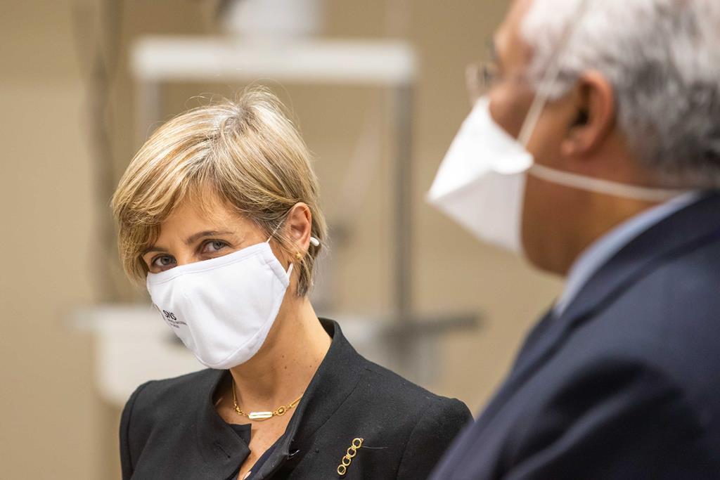 Ministra da Saúde vai estar na reunião com os especialistas. Foto: José Sena Goulão/Lusa