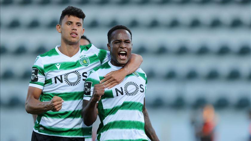 P. Ferreira - Sporting (I Liga)