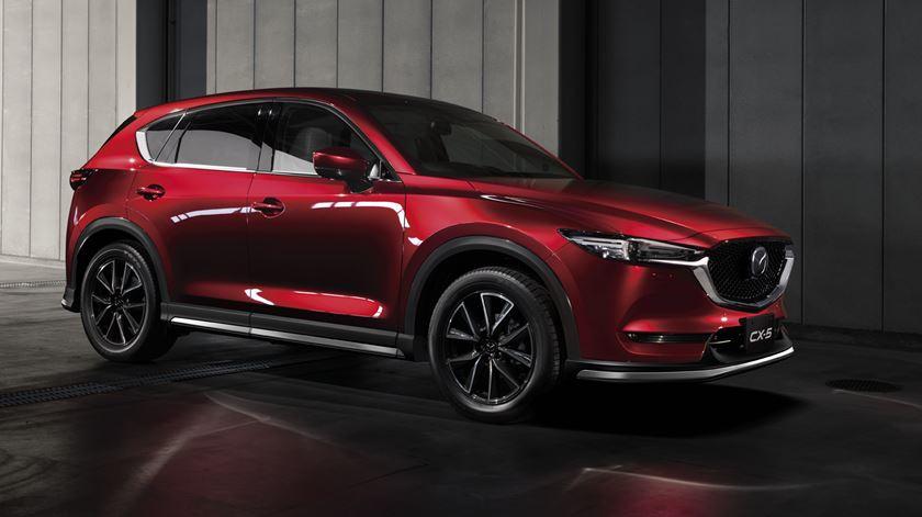 Suv a gasolina com quase 200 cv e 4x4: O teste ao Mazda Cx5