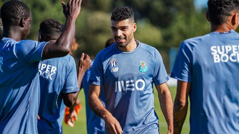 Taremi é um dos reforços mais utilizados como suplente. Foto: FC Porto