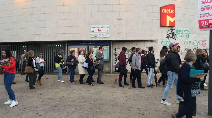 """Paddy Cosgrave e a greve do metro: """"Lisboa é bonita para andar a pé"""""""