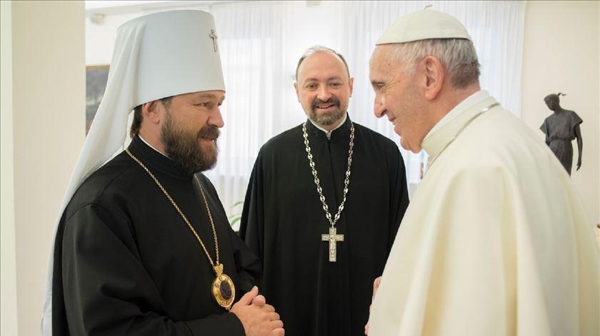 """""""Aprendam com os erros da Rússia. Europa não sobrevive sem o Cristianismo"""""""