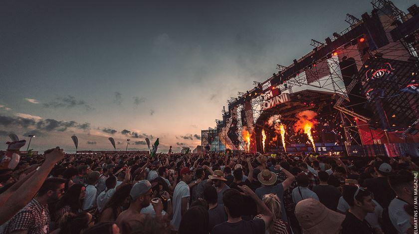 Festival RFM Somnii fica na Figueira da Foz até 2024