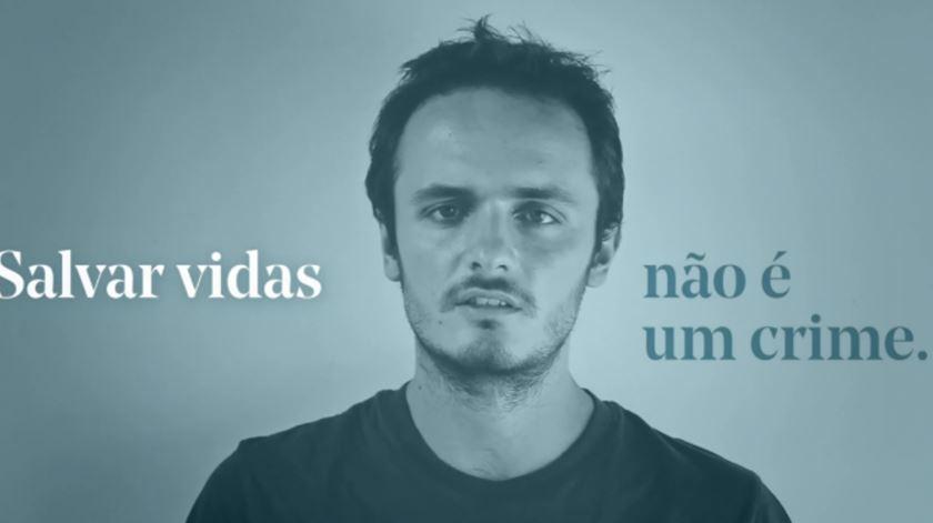 De Marcelo à OIM. Onda de solidariedade com o ativista português Miguel Duarte
