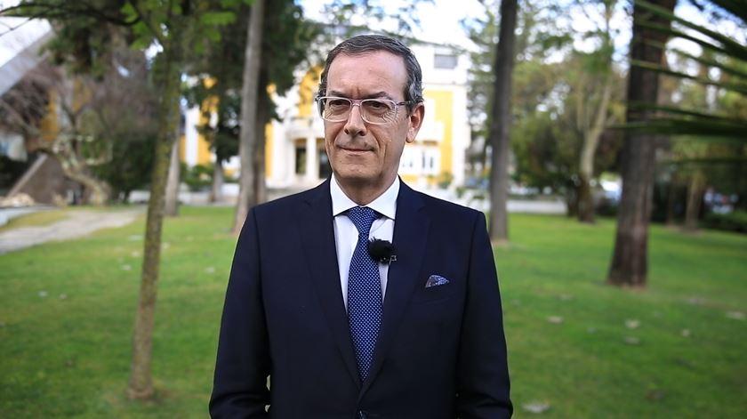 Miguel Guimarães, bastonário da Ordem dos Médicos. Foto: DR