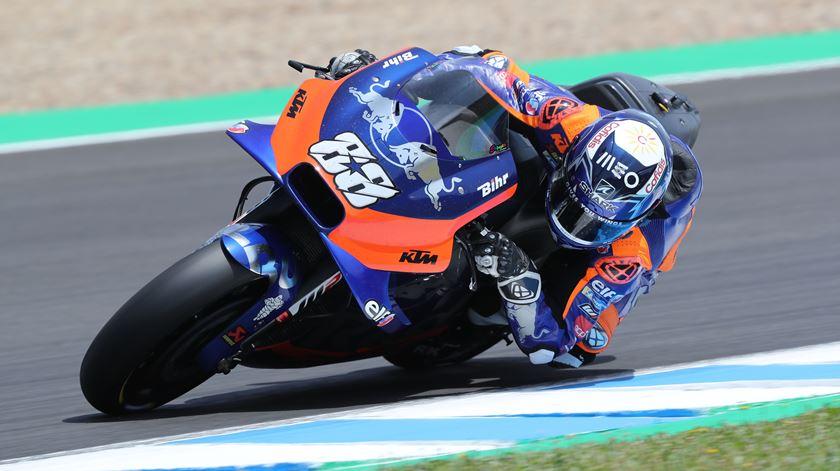 MotoGP. Miguel Oliveira pontua na Rep. Checa