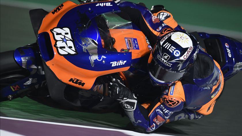 Miguel Oliveira conquista mais dois pontos em MotoGP
