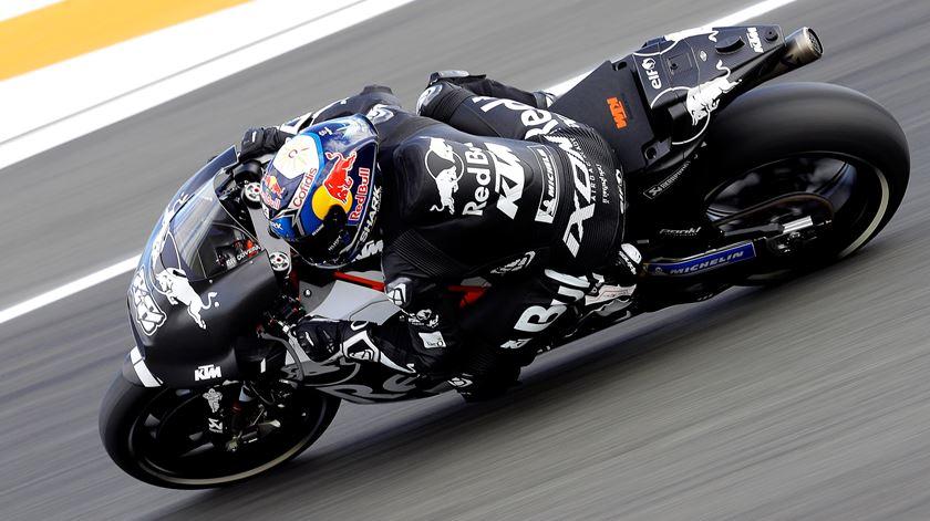 De Moto2 ao MotoGP, do 44 ao 88. Os novos desafios de Miguel Oliveira
