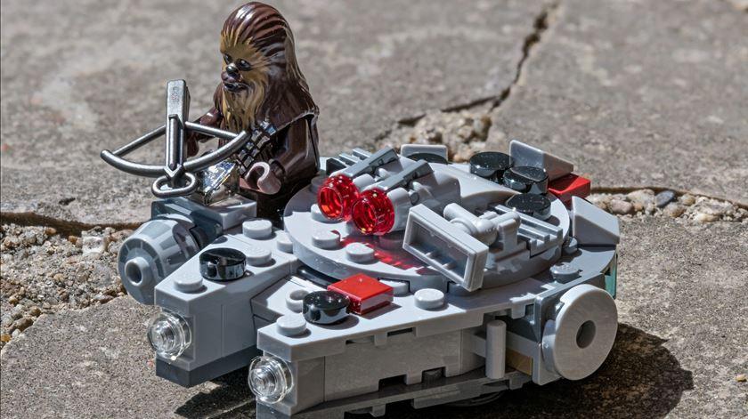 Legos são mais lucrativos do que ações da bolsa