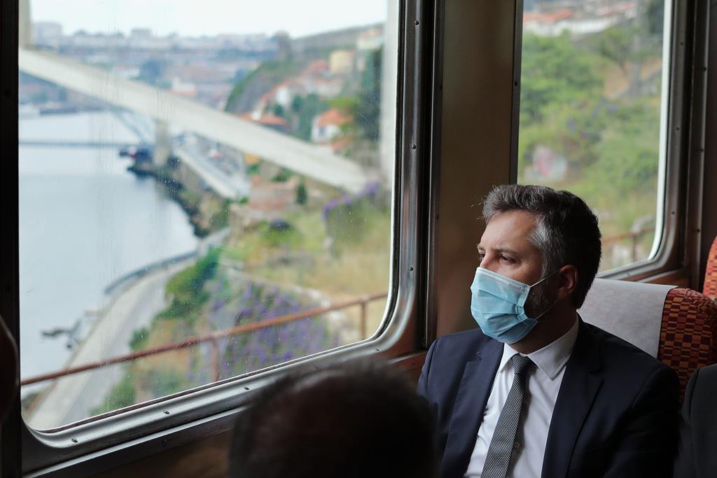 Ministro das Infraestruturas, Pedro Nuno Santos. Foto: Estela Silva/Lusa
