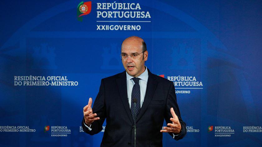 """Plano 2020/2030. Governo quer exercício """"transparente"""" partilhado com partidos"""