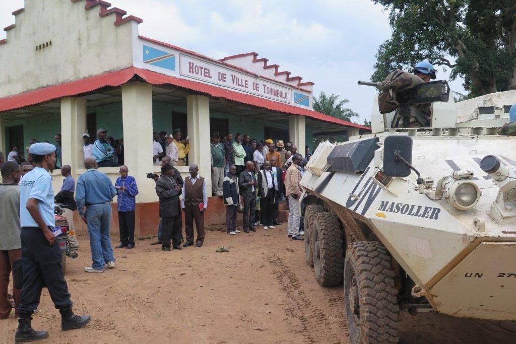 ONU encontra novas valas comuns na República Democrática do Congo