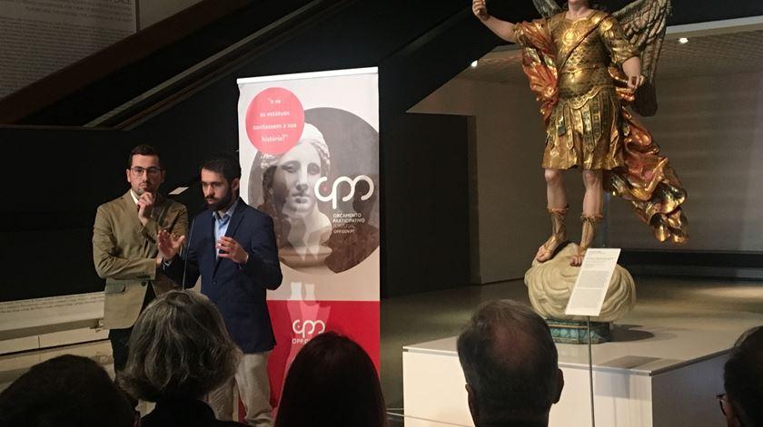 Tiago Veloso e João Gonçalo Pereira