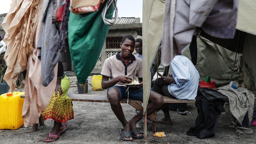Está o mundo todo a mobilizar-se por Moçambique. ONU coordena no terreno