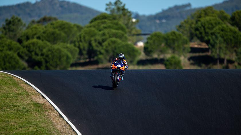 Miguel Oliveira MotoGP GP de Portugal Foto: José Sena Goulão/Lusa
