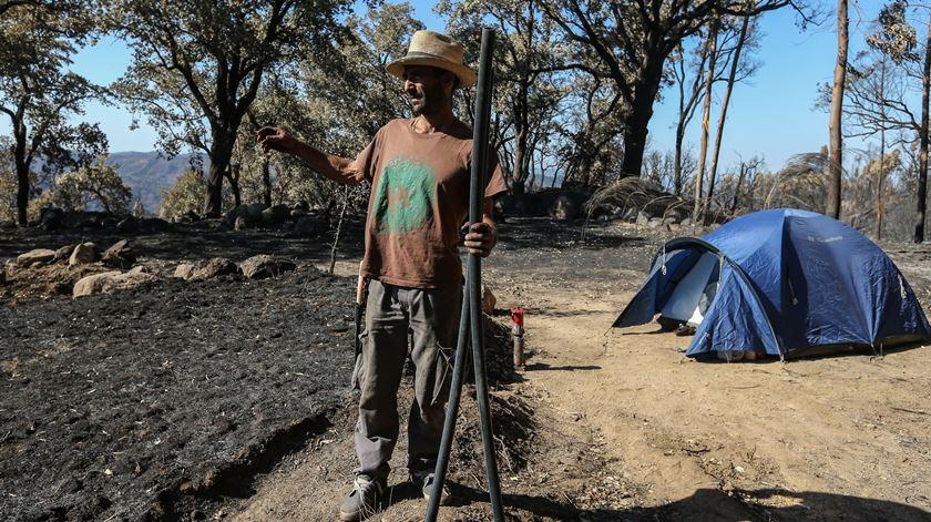 Seis meses após fogo de Monchique, Governo e autarquia trocam acusações sobre atraso na ajuda a desalojados