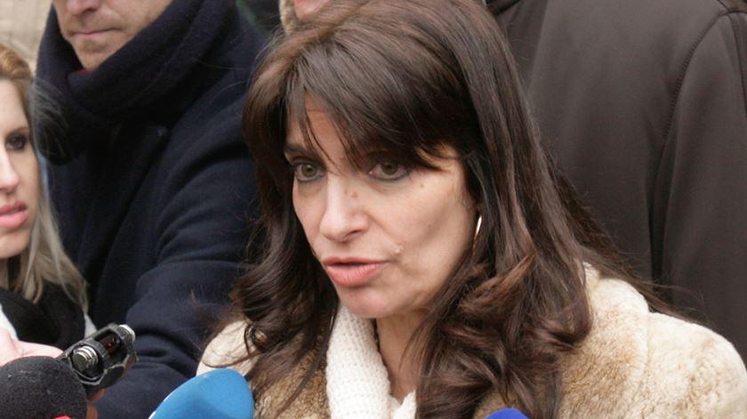 Mónica Quintela avisa contra a instituição da residência partilhada para filhos em caso de divórcio como regra. Foto: Miguel Pereira da Silva/Lusa