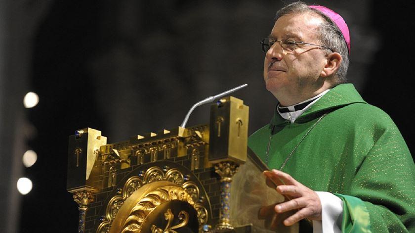 Monsenhor Luigi Ventura, núncio apostólico em França. Foto: Igreja Católica em França