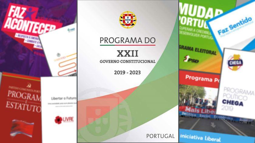 Programa do Governo tem mais palavras em comum com programa eleitoral do PSD