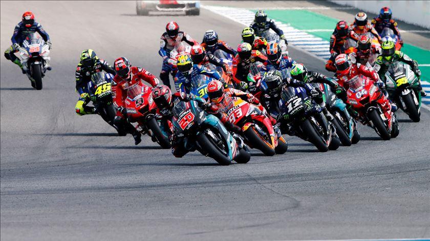 Mundial de MotoGP arranca a 19 de julho em Jerez de la Frontera
