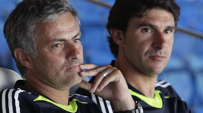 Karanka não acreditou quando o Real Madrid o convidou para ser adjunto de Mourinho