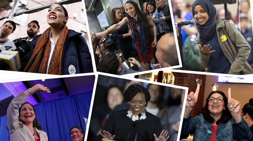 """A vitória das mulheres e outras curiosidades das """"midterms"""""""