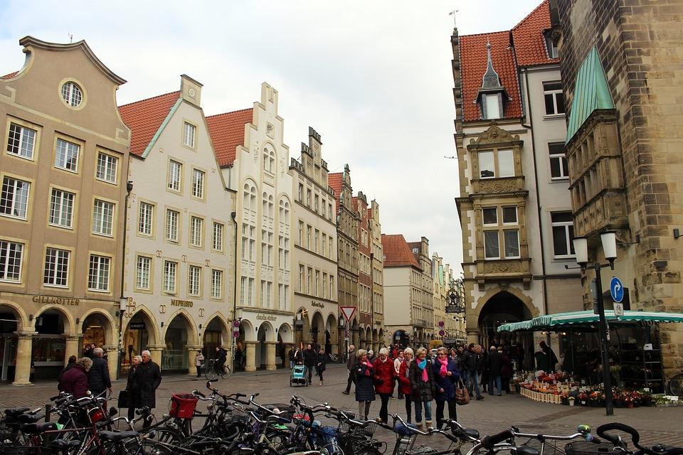 Governo alemão expressa solidariedade às vítimas de atropelamento em Münster
