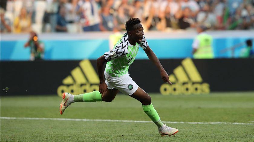 Nigéria vence Islândia. Voltou o sonho da Argentina