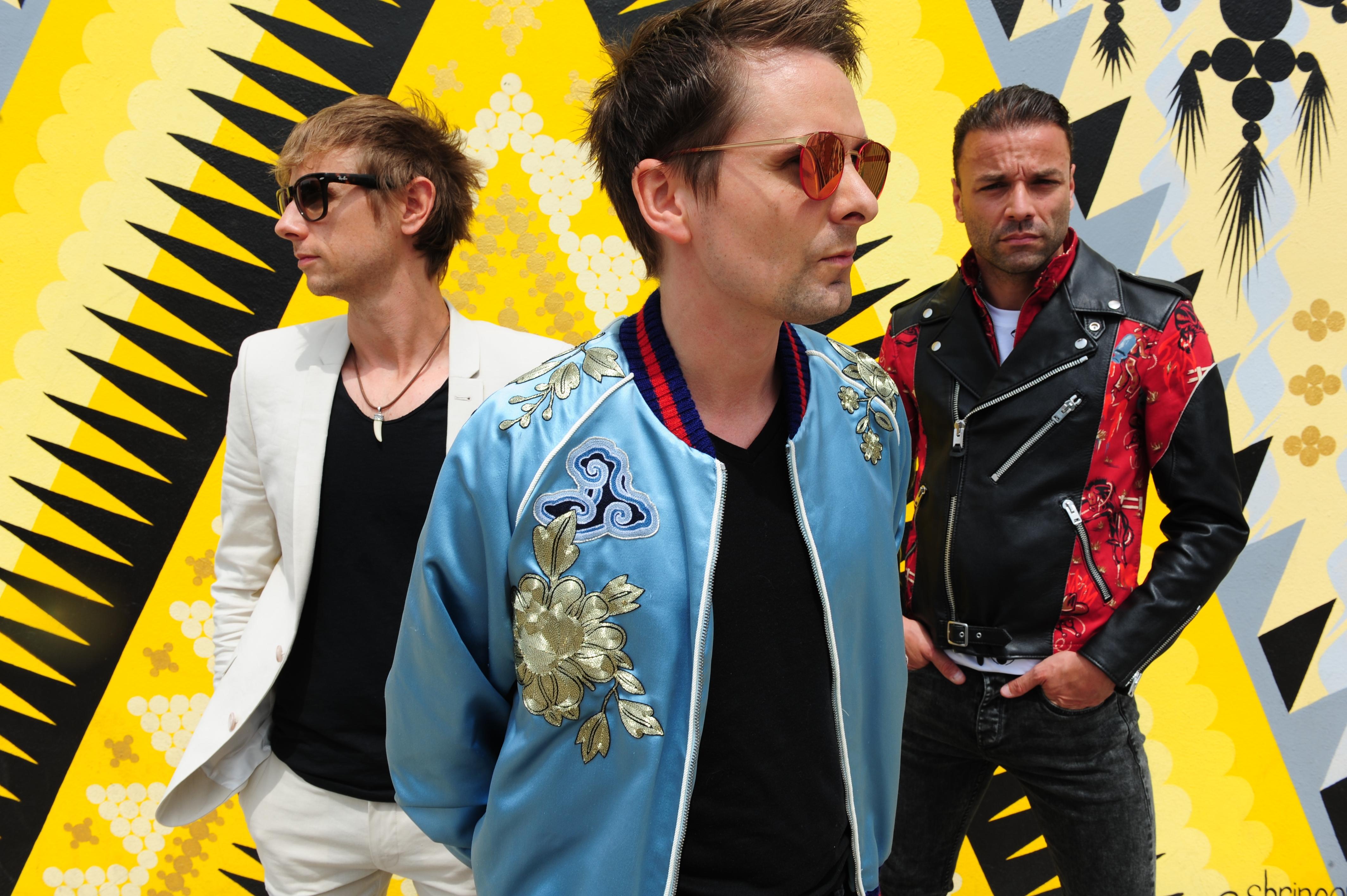 Os Muse são a nova confirmação do Rock in Rio Lisboa 2018