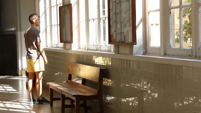 Escola Alexandre Herculano pede obras há 7 anos. Requalificação chega no final do ano letivo