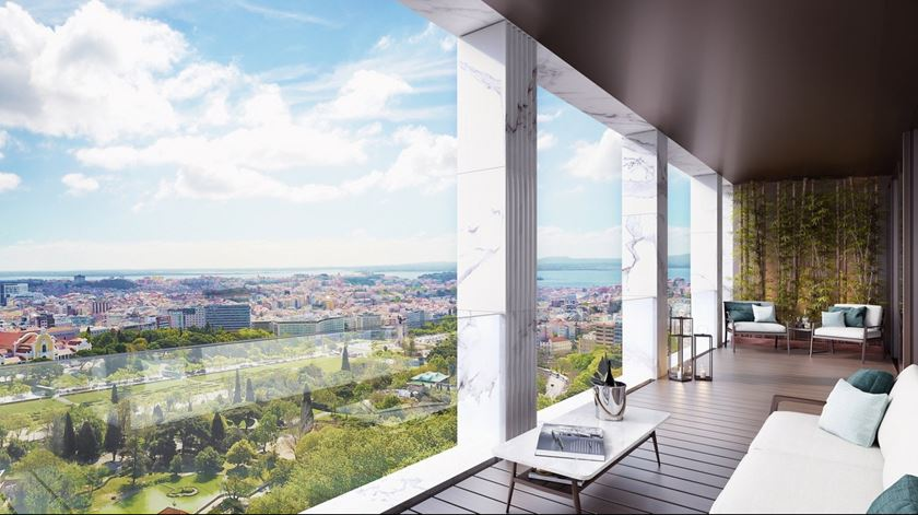 Recorde nacional. Apartamento vendido por 7,6 milhões de euros em Lisboa