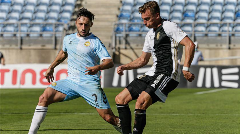 Nacional vence no Algarve