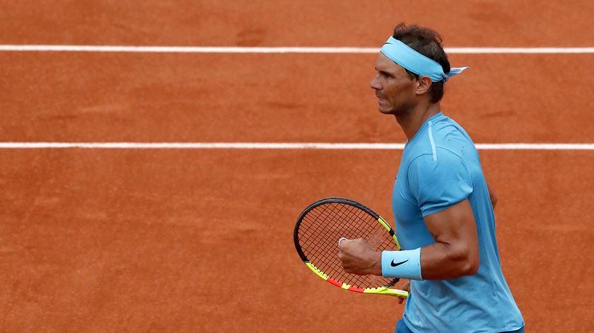Rafael Nadal é o número 1 do Mundo Foto: Guillaume Horcajuelo EPA