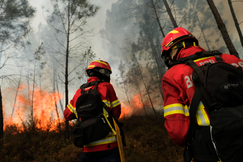 Plano de Emergência ativado devido aos fogos