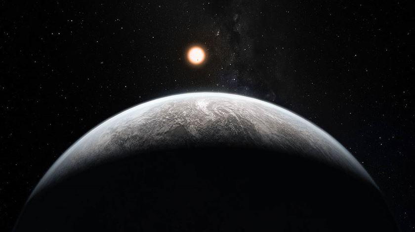 Cometa com 14 vezes o tamanho da Terra visita o sistema solar este fim-de-semana