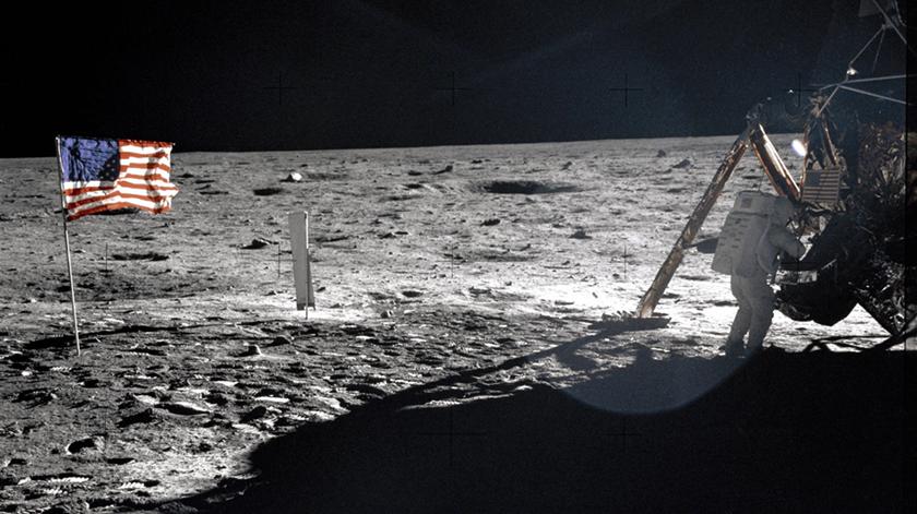 Há 50 anos, o Homem viajou 380 mil quilómetros para pousar na Lua