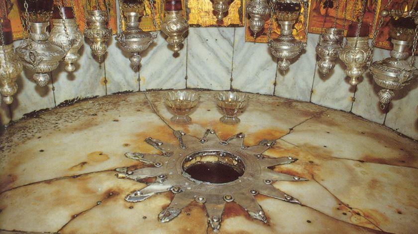 Conheça a Basílica da Natividade em Belém