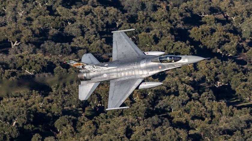 Portugal organiza um dos maiores exercícios mundiais de esquadras de voo