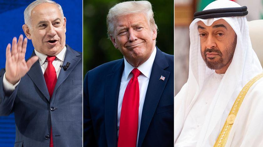 Portugal saúda acordo Israel-Emirados e suspensão do plano para anexar a Cisjordânia