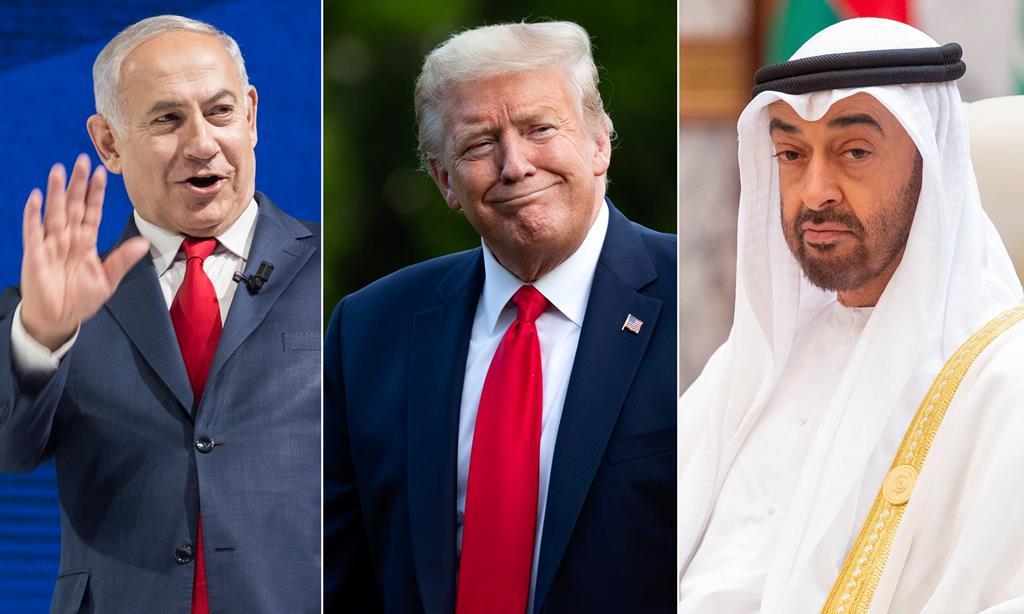 Israel e Emirados Árabes Unidos anunciam acordo histórico para normalizar  relações - Renascença