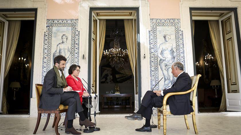 """Corrupção: Marcelo desafia partidos a """"atuar"""" sem esperar julgamentos"""