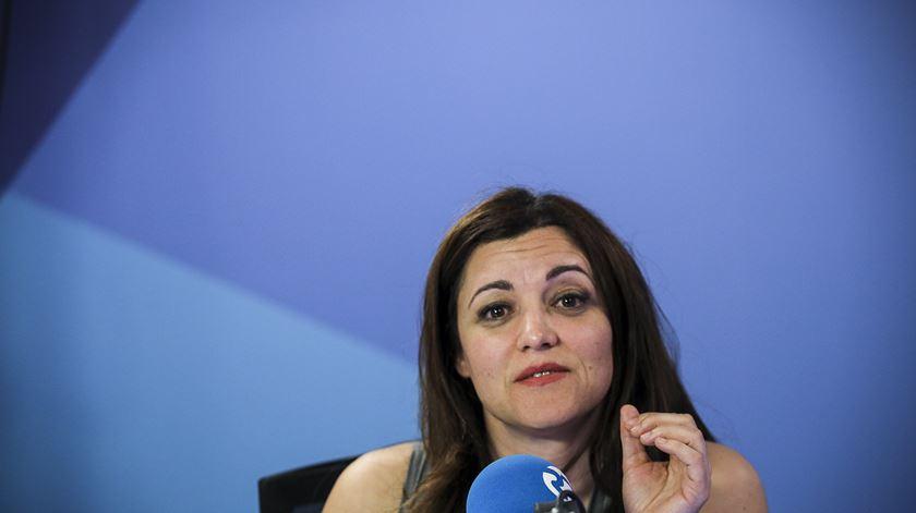 """Marisa Matias. É """"inevitável"""" que as europeias avaliem a """"geringonça"""" nas urnas"""